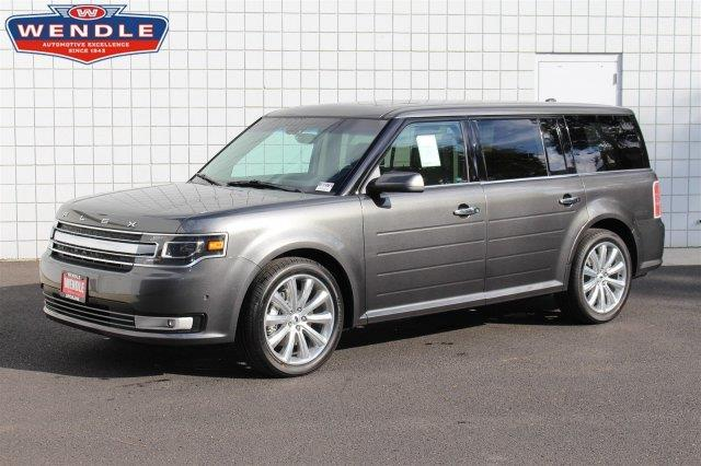 2016 ford flex limited awd limited 4dr crossover w ecoboost for sale in spokane washington. Black Bedroom Furniture Sets. Home Design Ideas