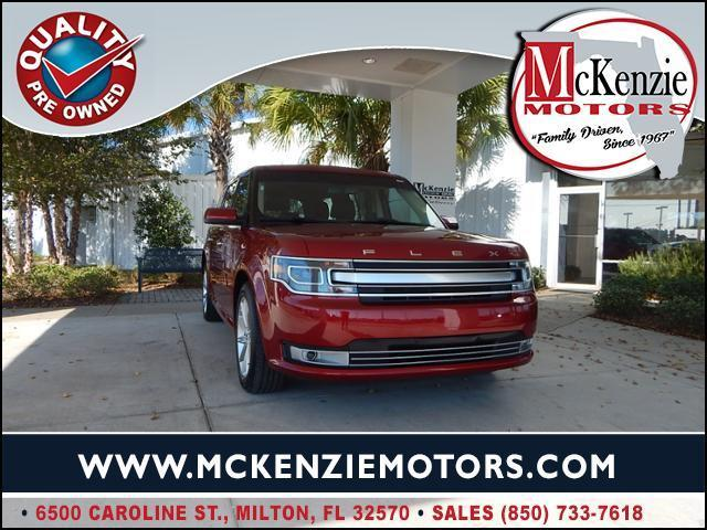 2016 Ford Flex Limited Limited 4dr Crossover