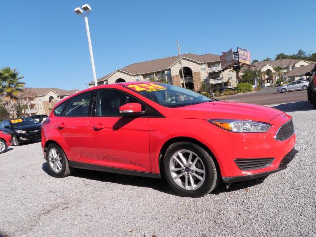 2016 ford focus se se 4dr hatchback for sale in panama city florida classified. Black Bedroom Furniture Sets. Home Design Ideas