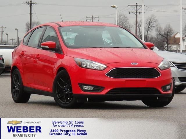 2016 ford focus se se 4dr hatchback for sale in granite city illinois classified. Black Bedroom Furniture Sets. Home Design Ideas
