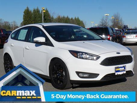 2016 ford focus se se 4dr hatchback for sale in charleston south carolina classified. Black Bedroom Furniture Sets. Home Design Ideas