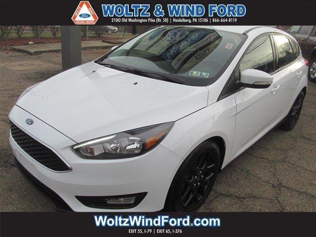 2016 ford focus se se 4dr hatchback for sale in carnegie pennsylvania classified. Black Bedroom Furniture Sets. Home Design Ideas