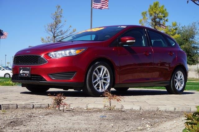 2016 ford focus se se 4dr hatchback for sale in killeen texas classified. Black Bedroom Furniture Sets. Home Design Ideas