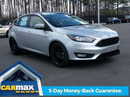2016 ford focus se se 4dr hatchback for sale in raleigh north carolina classified. Black Bedroom Furniture Sets. Home Design Ideas
