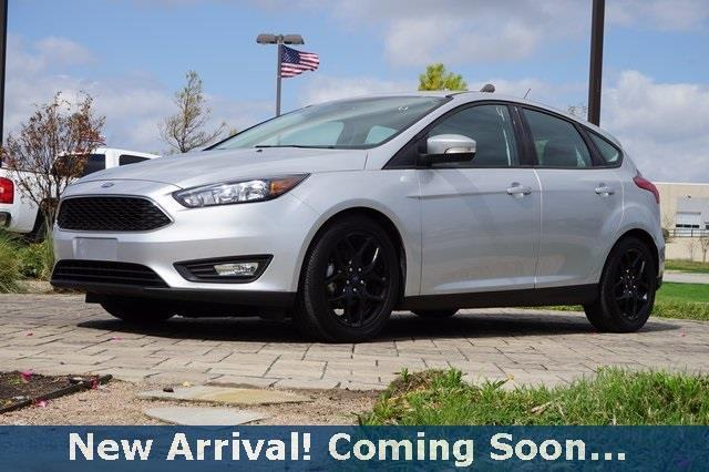 American Auto Sales Killeen Tx: 2016 Ford Focus SE SE 4dr Hatchback For Sale In Killeen