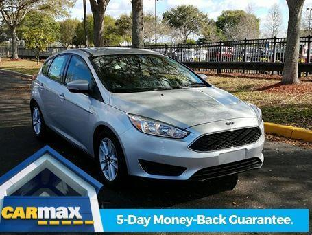 2016 ford focus se se 4dr hatchback for sale in tampa florida classified. Black Bedroom Furniture Sets. Home Design Ideas