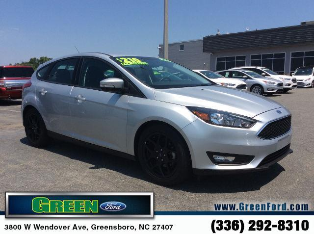 2016 ford focus se se 4dr hatchback for sale in greensboro north carolina classified. Black Bedroom Furniture Sets. Home Design Ideas