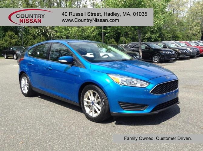 2016 ford focus se se 4dr hatchback for sale in hadley massachusetts classified. Black Bedroom Furniture Sets. Home Design Ideas