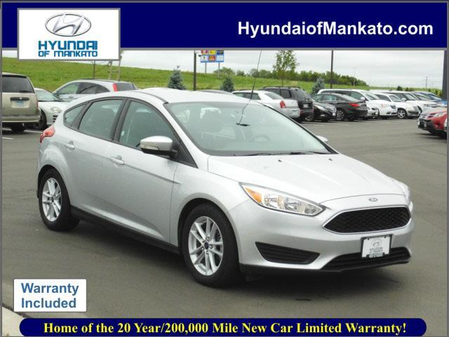 2016 ford focus se se 4dr hatchback for sale in mankato minnesota classified. Black Bedroom Furniture Sets. Home Design Ideas