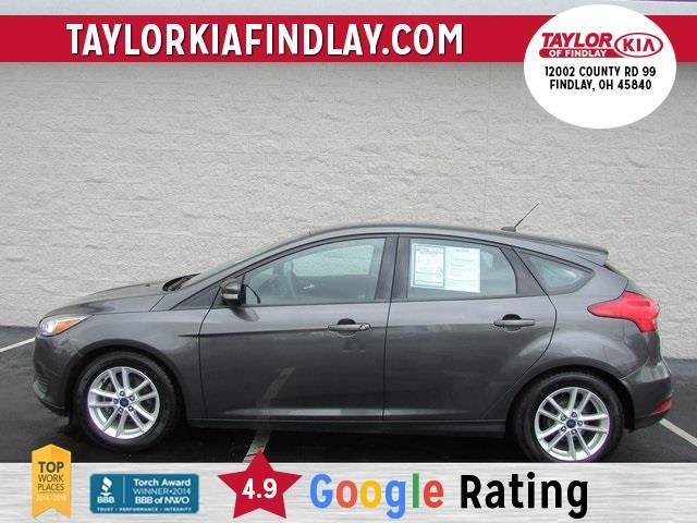2016 ford focus se se 4dr hatchback for sale in findlay ohio classified. Black Bedroom Furniture Sets. Home Design Ideas