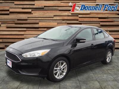 2016 Ford Focus SE SE 4dr Sedan