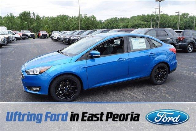 2016 ford focus se se 4dr sedan for sale in peoria illinois classified. Black Bedroom Furniture Sets. Home Design Ideas
