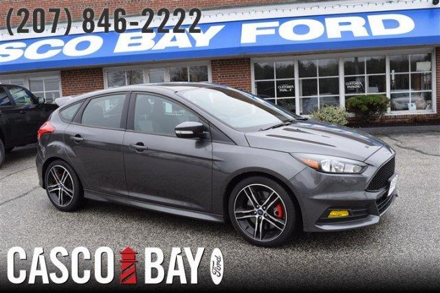 2016 Ford Focus St St 4dr Hatchback For Sale In Yarmouth