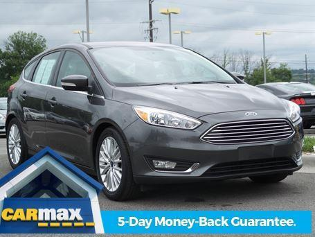 2016 ford focus titanium titanium 4dr hatchback for sale in knoxville tennessee classified. Black Bedroom Furniture Sets. Home Design Ideas