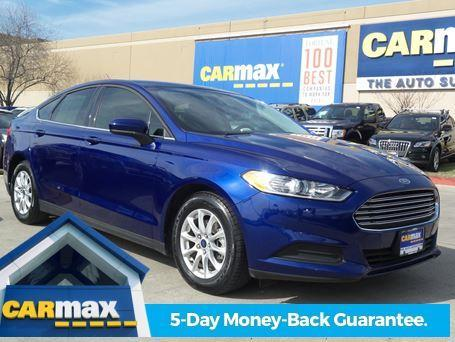 2016 Ford Fusion S S 4dr Sedan
