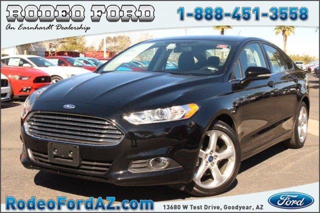 2016 ford fusion se se 4dr sedan for sale in goodyear arizona classified. Black Bedroom Furniture Sets. Home Design Ideas