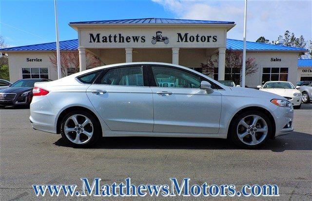 2016 ford fusion se se 4dr sedan for sale in goldsboro for Matthews motors goldsboro nc