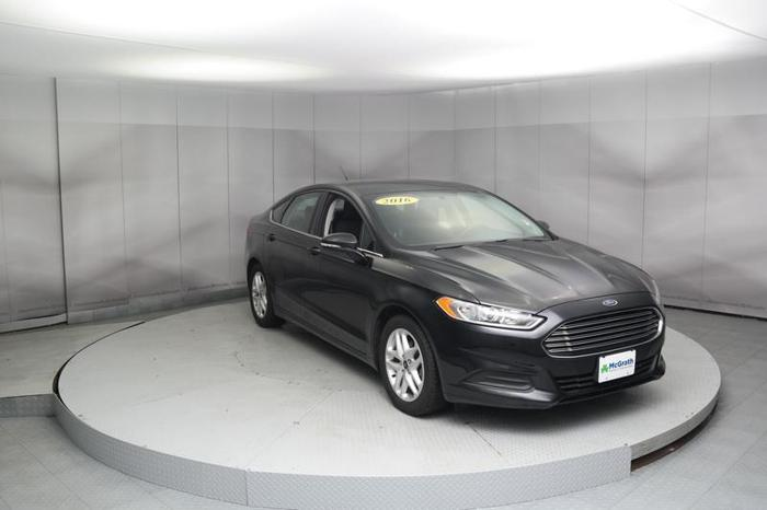2016 ford fusion se se 4dr sedan for sale in dubuque iowa classified. Black Bedroom Furniture Sets. Home Design Ideas