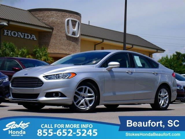 2016 ford fusion se se 4dr sedan for sale in beaufort for Stokes honda used cars