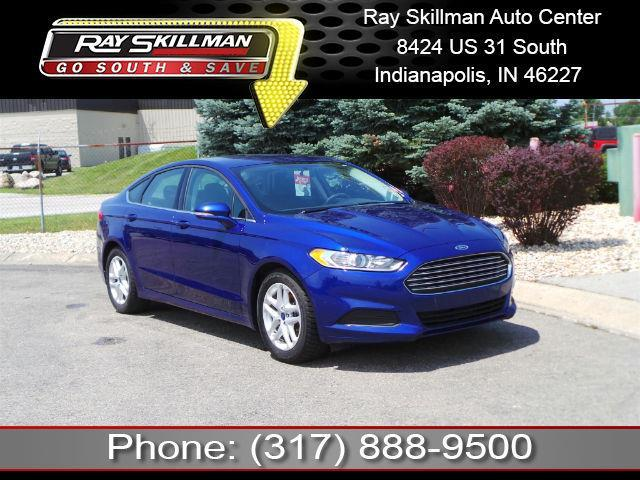 2016 ford fusion se se 4dr sedan for sale in indianapolis indiana classified. Black Bedroom Furniture Sets. Home Design Ideas