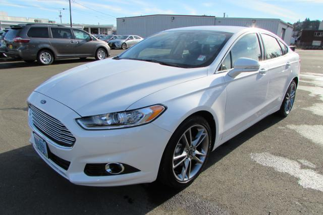 2016 ford fusion titanium titanium 4dr sedan for sale in. Black Bedroom Furniture Sets. Home Design Ideas