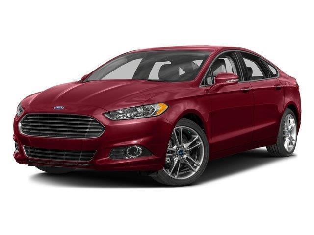 2016 Ford Fusion Titanium Titanium 4dr Sedan