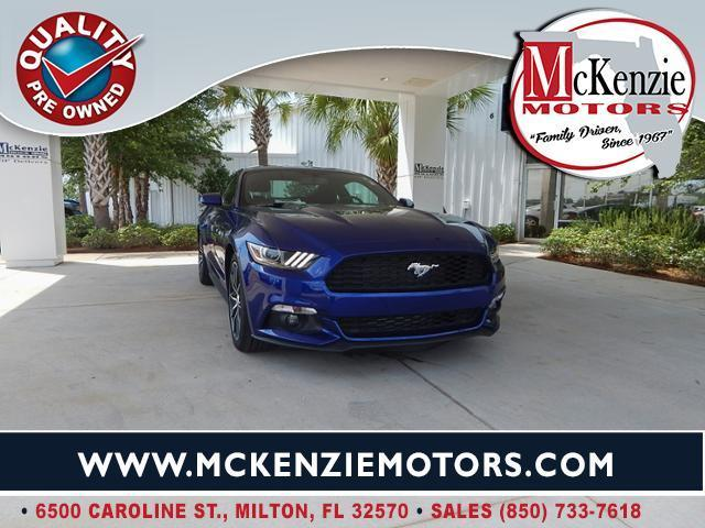 2016 Ford Mustang EcoBoost EcoBoost 2dr Fastback
