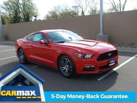 2016 ford mustang ecoboost ecoboost 2dr fastback for sale in minneapolis minnesota classified. Black Bedroom Furniture Sets. Home Design Ideas