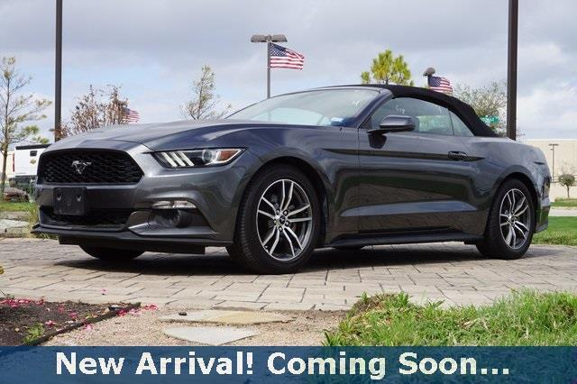 2016 ford mustang ecoboost premium ecoboost premium 2dr convertible 2016 ford mustang ecoboost. Black Bedroom Furniture Sets. Home Design Ideas
