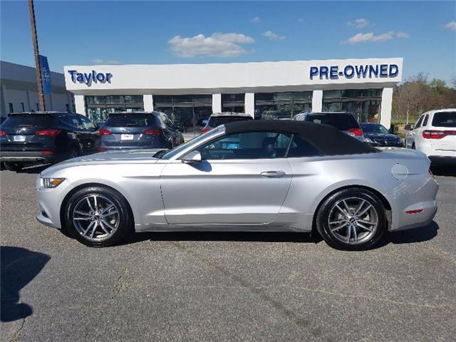 2016 ford mustang ecoboost premium ecoboost premium 2dr convertible for sale in augusta georgia. Black Bedroom Furniture Sets. Home Design Ideas