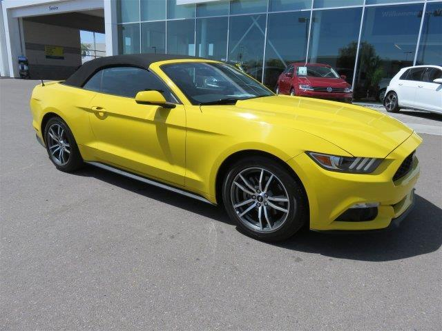 2016 ford mustang ecoboost premium ecoboost premium 2dr convertible for sale in tucson arizona. Black Bedroom Furniture Sets. Home Design Ideas