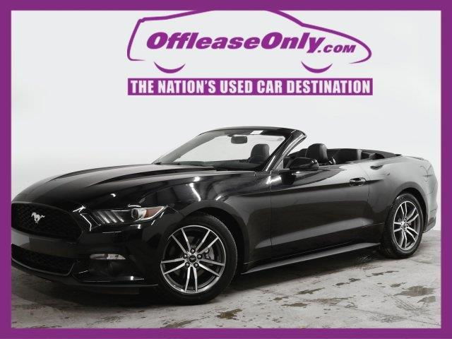 2016 ford mustang ecoboost premium ecoboost premium 2dr convertible for sale in orlando florida. Black Bedroom Furniture Sets. Home Design Ideas