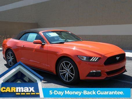 2016 ford mustang ecoboost premium ecoboost premium 2dr convertible