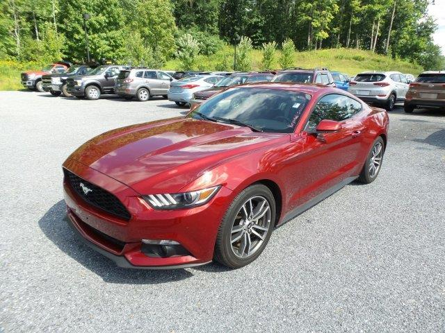 2016 Ford Mustang EcoBoost Premium EcoBoost Premium 2dr