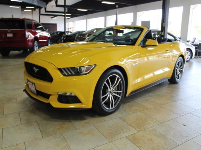 2016 Ford Mustang GT Premium GT Premium 2dr Convertible for Sale in Trenton, New Jersey ...