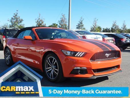2016 ford mustang gt premium gt premium 2dr convertible for sale in fort myers florida. Black Bedroom Furniture Sets. Home Design Ideas