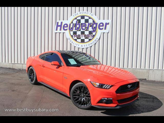 2016 Ford Mustang GT Premium GT Premium 2dr Fastback