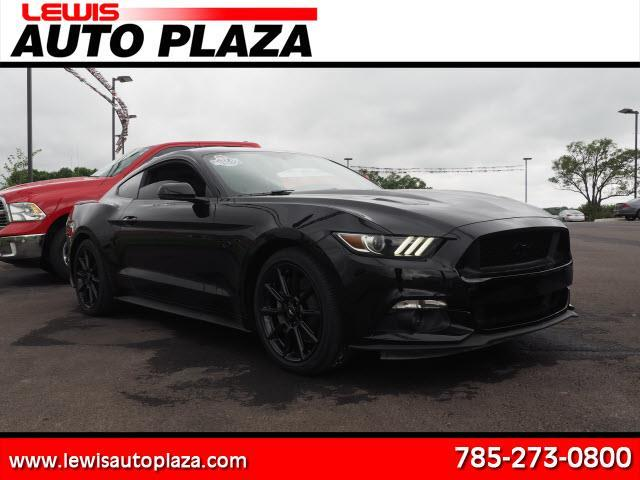 2016 ford mustang gt premium gt premium 2dr fastback for sale in topeka kansas classified. Black Bedroom Furniture Sets. Home Design Ideas