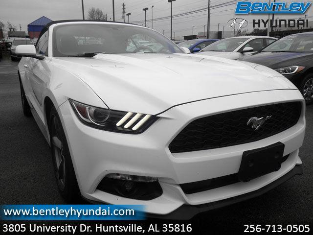 2016 Ford Mustang V6 V6 2dr Convertible