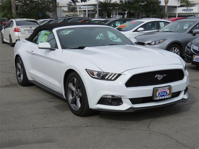 2016 ford mustang v6 v6 2dr convertible for sale in northridge california classified. Black Bedroom Furniture Sets. Home Design Ideas
