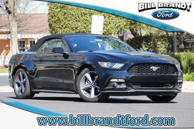 2016 ford mustang v6 v6 2dr convertible for sale in brentwood california classified. Black Bedroom Furniture Sets. Home Design Ideas