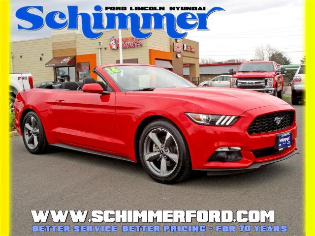 2016 ford mustang v6 v6 2dr convertible for sale in peru illinois classified. Black Bedroom Furniture Sets. Home Design Ideas