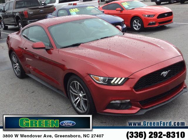2016 ford mustang v6 v6 2dr convertible for sale in greensboro north carolina classified. Black Bedroom Furniture Sets. Home Design Ideas