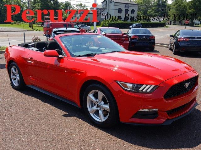 2016 ford mustang v6 v6 2dr convertible for sale in hatfield pennsylvania classified. Black Bedroom Furniture Sets. Home Design Ideas