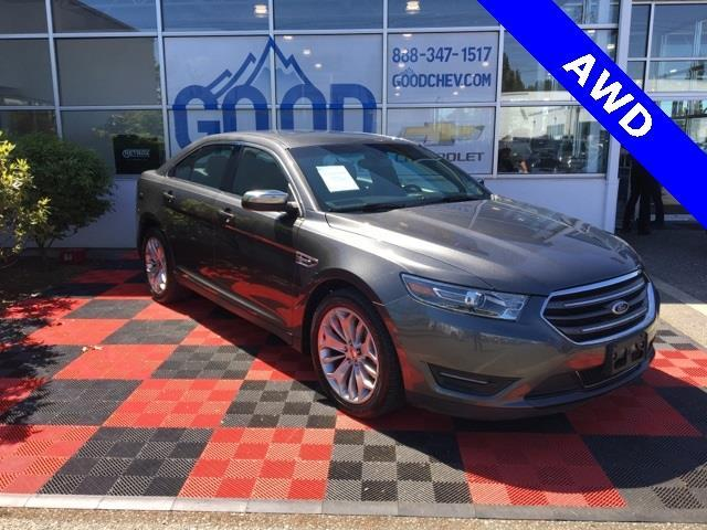 2016 ford taurus limited awd limited 4dr sedan for sale in renton washington classified. Black Bedroom Furniture Sets. Home Design Ideas