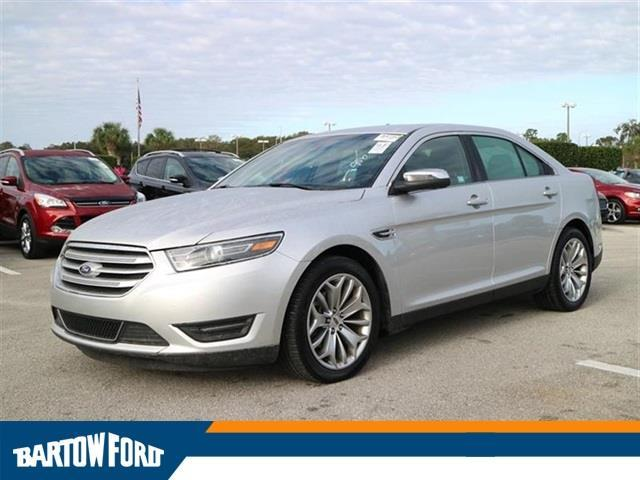 2016 Ford Taurus Limited Limited 4dr Sedan