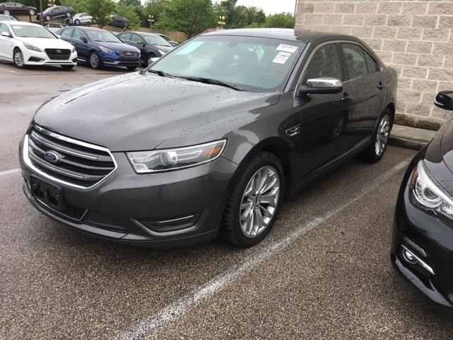 American Auto Sales Little Rock: 2016 Ford Taurus Limited Limited 4dr Sedan For Sale In