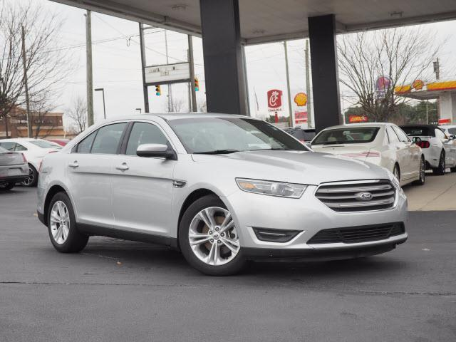 2016 Ford Taurus SEL SEL 4dr Sedan