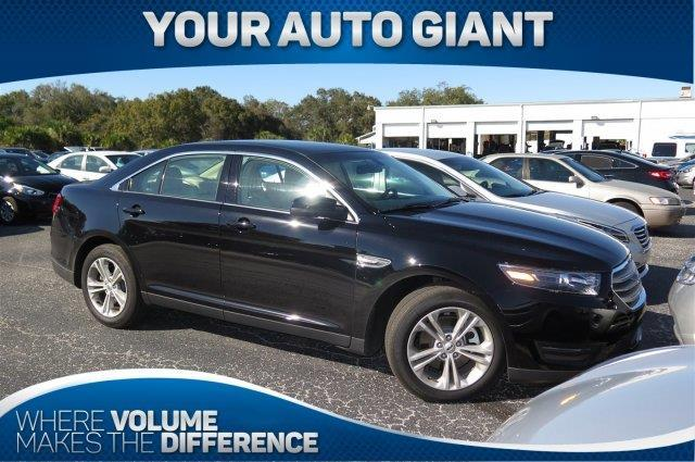 2016 ford taurus sel sel 4dr sedan for sale in new port richey florida classified. Black Bedroom Furniture Sets. Home Design Ideas
