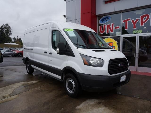2016 ford transit cargo 250 250 3dr lwb medium roof cargo van w sliding passenger side door for. Black Bedroom Furniture Sets. Home Design Ideas